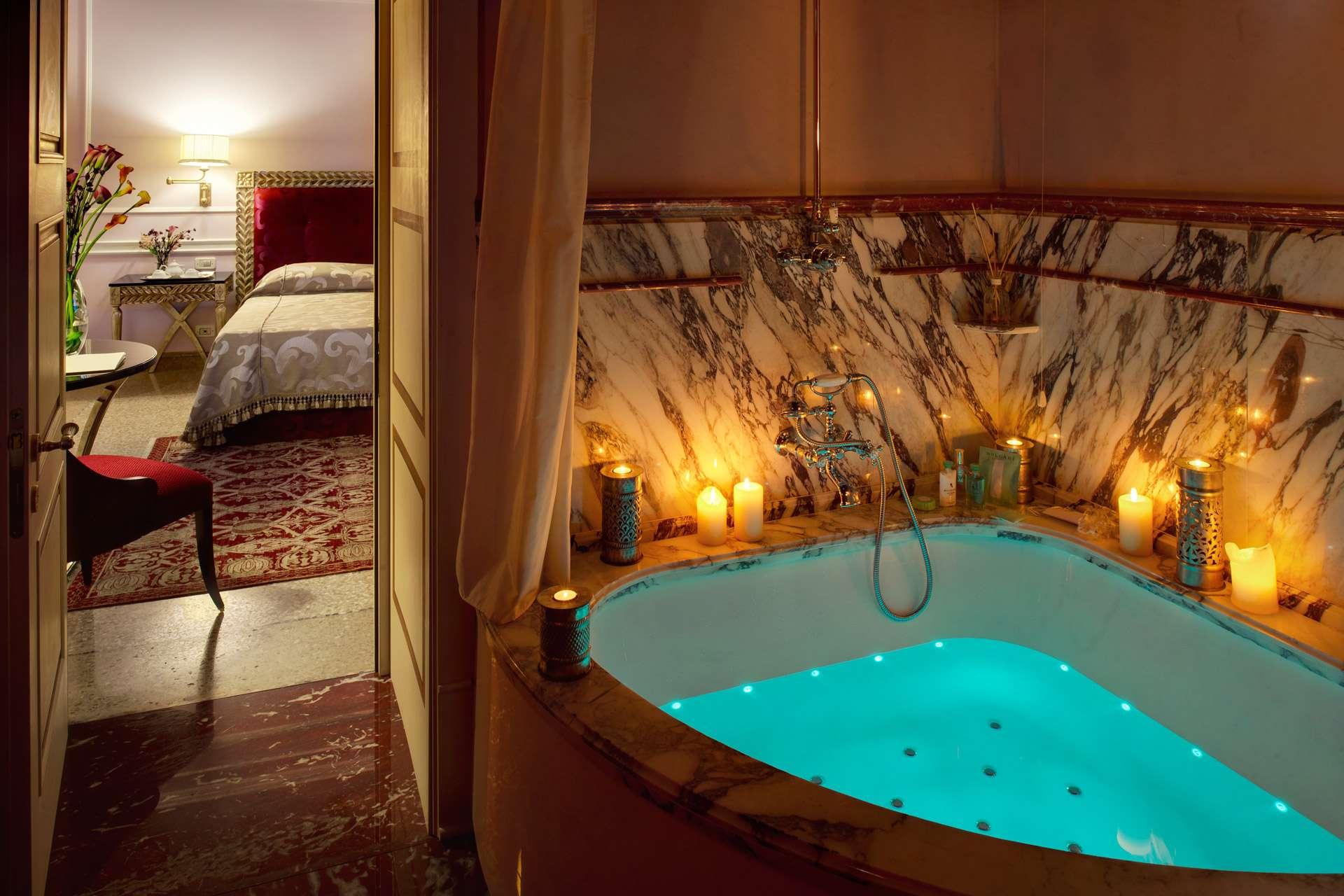 Camere Elegance Idromassaggio - Villa Cordevigo Wine Relais & Spa