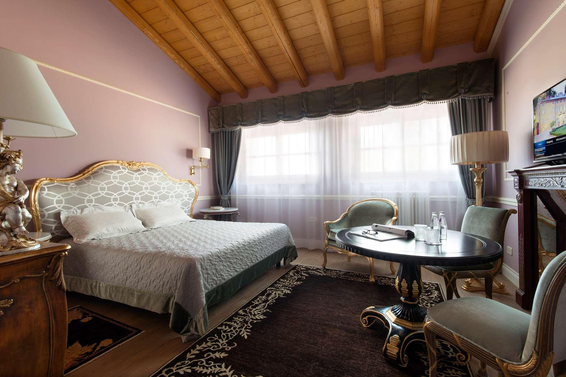 Camere Elegance Vapore - Villa Cordevigo Wine Relais & Spa