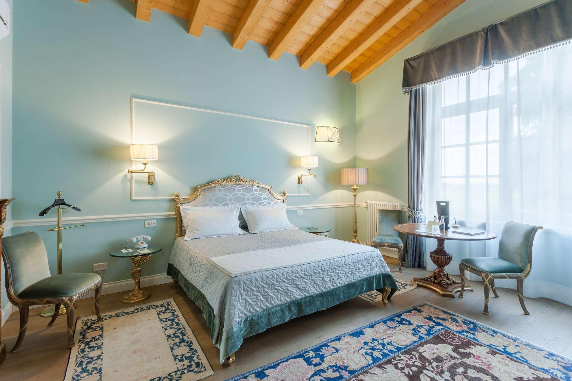 Camera Familiare con Jacuzzi - Villa Cordevigo Wine Relais & Spa