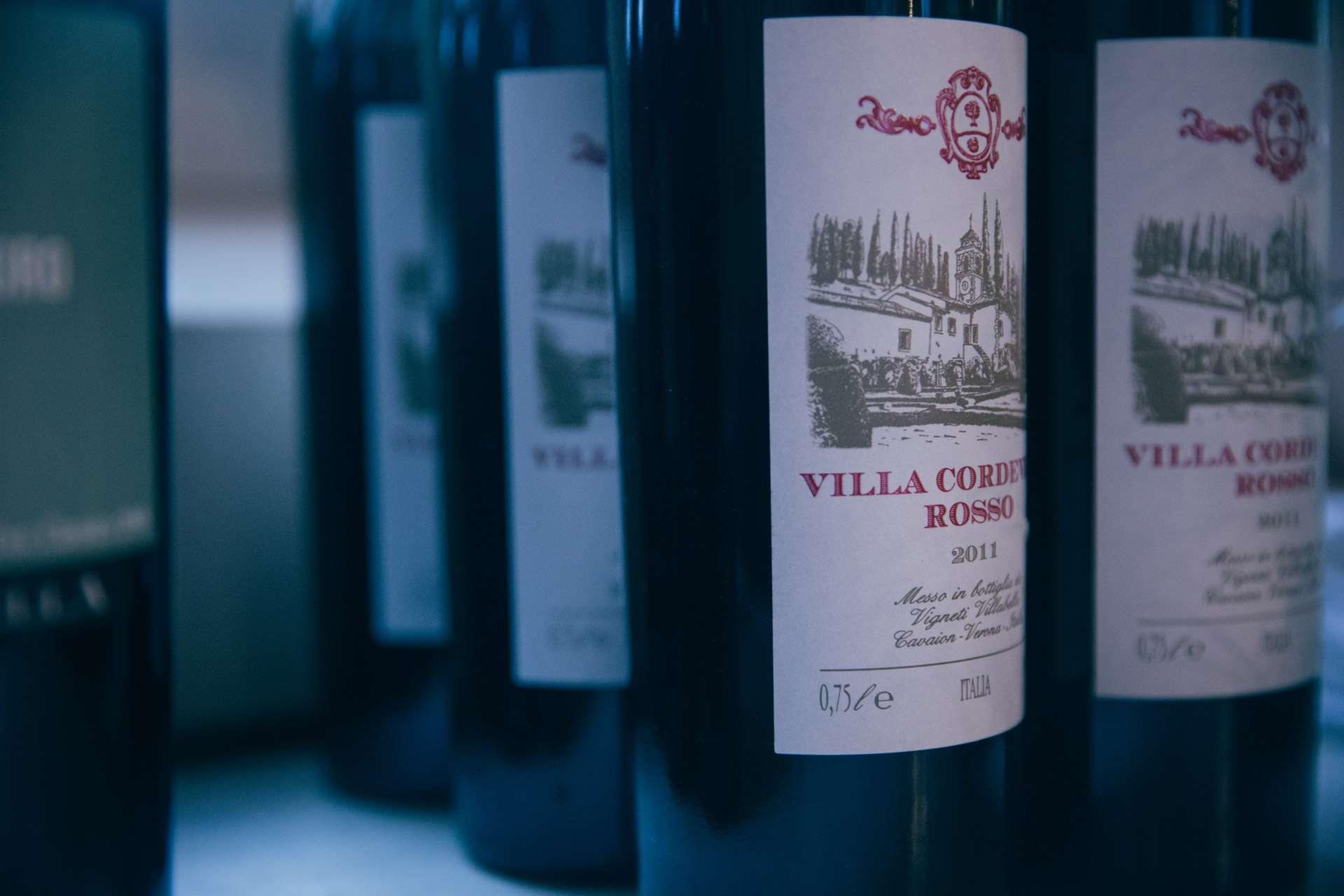 Cantina - Villa Cordevigo Wine Relais & Spa