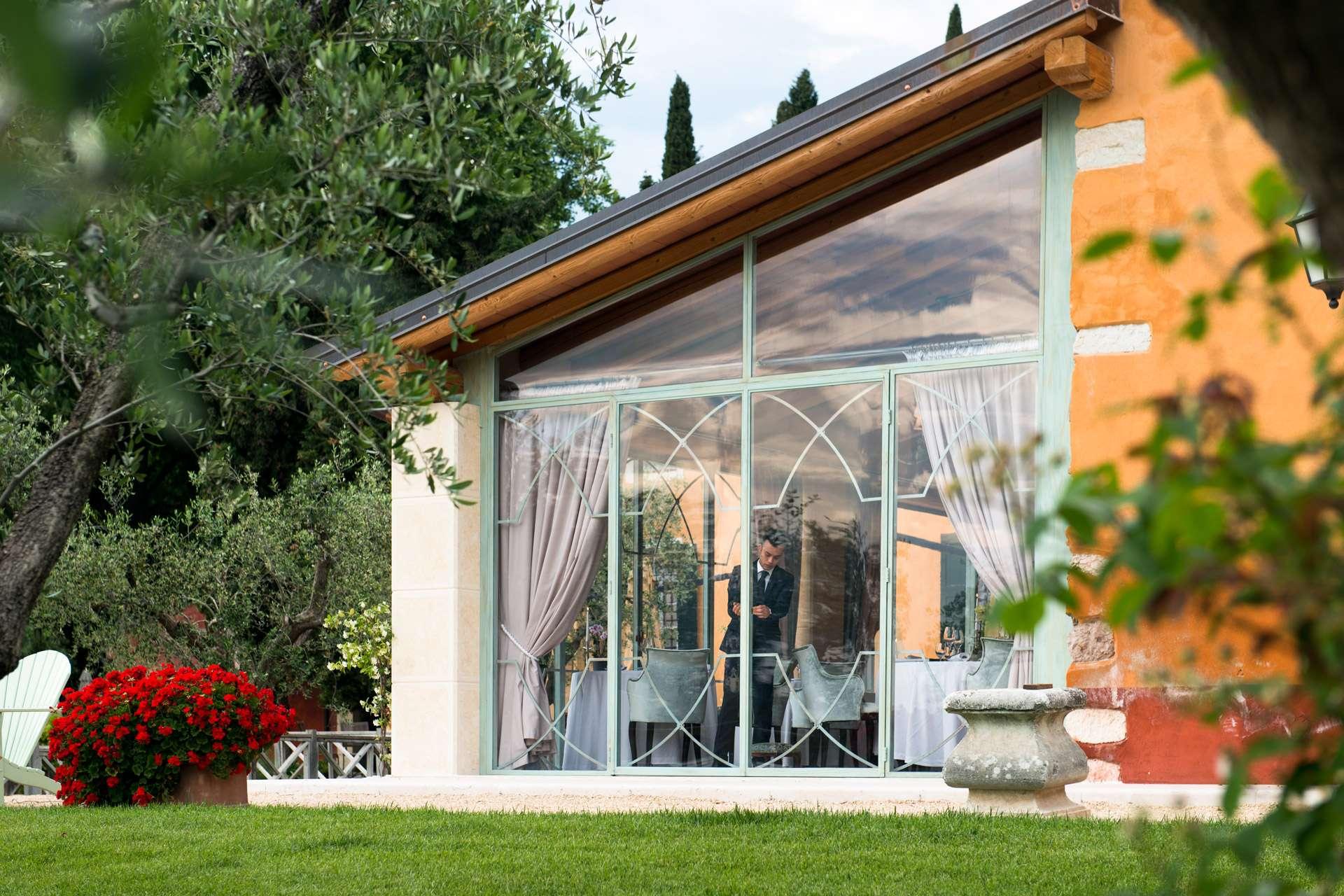 Ristorante Oseleta - Villa Cordevigo Wine Relais & Spa