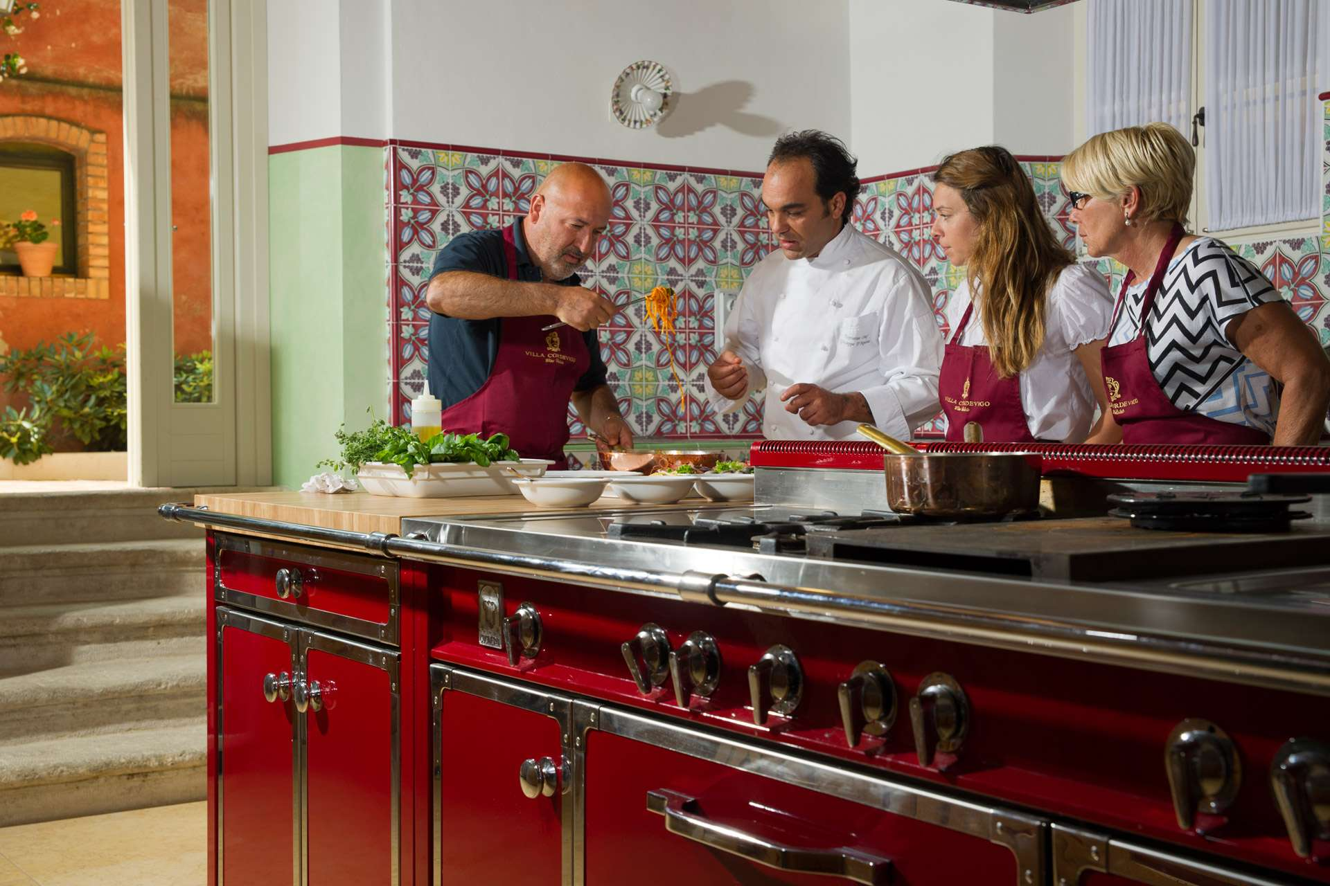 Corsi di cucina villa cordevigo wine relais spa hotel di lusso 5 stelle lago di garda - Corsi di cucina verona ...